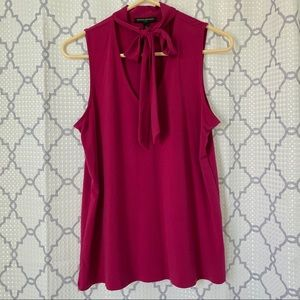 Banana Republic Top with Tie Detail